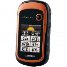 Туристический навигатор Garmin eTrex 20x GPS, GLONASS