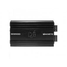 Усилитель 1- канальный Alphard Machete M350D