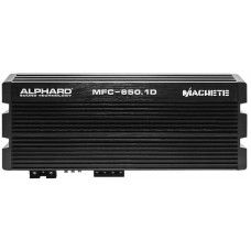 Усилитель 1- канальный Alphard Machete MFC-650.1D
