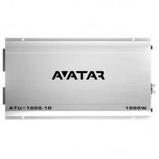 Усилитель 1-канальный AVATAR ATU–1000.1D