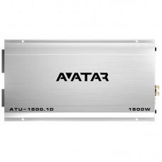 Усилитель 1-канальный AVATAR ATU–1500.1D