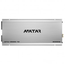 Усилитель 1-канальный AVATAR ATU–2000.1D