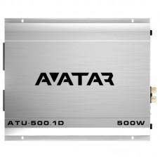 Усилитель 1-канальный AVATAR ATU–500.1D