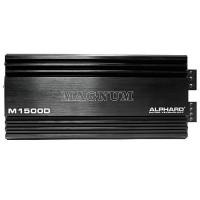 Усилитель 1- канальный Alphard Machete M1500D