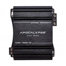 Усилитель Deaf Bonce Apocalypse AAB-1500.1D Atom